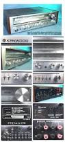 kenwood home theater receiver kenwood stereo audio parts for vintage kenwood