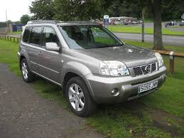 used silver nissan x trail for sale borders