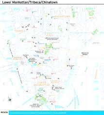New York Tourist Attractions Map by Map Of Nyc Tourist Attractions Sightseeing Tour At Map Downtown Ny
