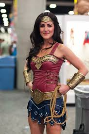 Wonder Woman Costume Wonder Woman U2014 2014 Best Of Cosplay Collection Female Hero