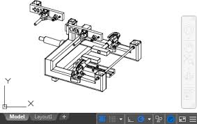 drawing layout en espanol about model space and paper space autocad autodesk knowledge network