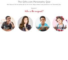 gift finder find gifts by personality type gifts com