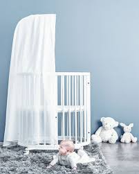 Mini Crib White Stokke Sleepi Mini Baby Crib Bundle White Neiman