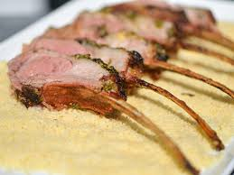 grilled moroccan spiced rack of lamb recipe serious eats