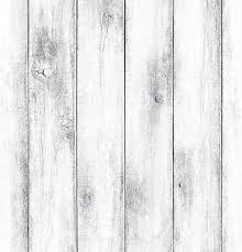 whitewash wood panel self adhesive vinyl contact paper wallpaper
