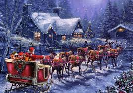 santa sleigh and reindeer which of santa s reindeer pairs are you and your significant other