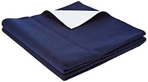 Bed Protector Buy Quick Dry Waterproof Bed Protector Large Navyblue L Online