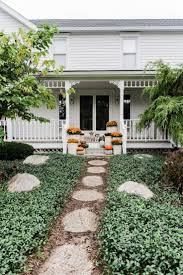 rustic farmhouse front porch decor 35 homedecort 42 best fall curb appeal images on pinterest architecture