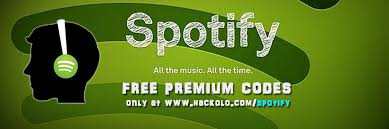 spotify premium free android get free spotify premium codes no required hacks and