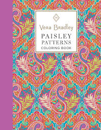 vera bradley coloring books add beautiful patterns to the