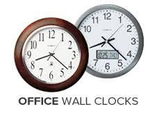 Office Wall Clocks Howard Miller Special Markets Wall Clocks Category