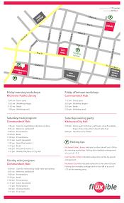Airways Transit Kitchener - planning your fluxible 2015 weekend fluxible