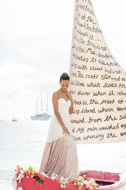 wedding vow backdrop diy boat sail wedding vows ceremony backdrop wedding vows