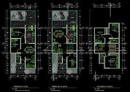 affordable housing 2d dwg plan for autocad u2022 designscad