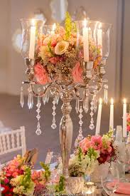 Wedding Centerpieces With Crystals by 300 Best Candle Wedding Centerpieces Images On Pinterest