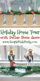 dollar store diy home decor dollar store diy holiday home decor ideas that will save you a ton