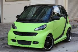 body kit set in desired color for smart fortwo 451
