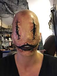 looking for a diy scary halloween makeup idea be smiley linkis com