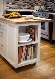 kitchen island with casters great storage solutions for your kitchen hometone ideas for the