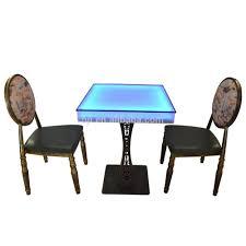wholesale restaurant table led online buy best restaurant table