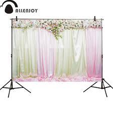 online get cheap flower curtain backdrop aliexpress com alibaba