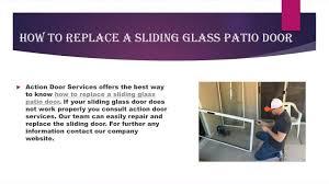 sliding glass door repairs brisbane ppt sliding glass door roller repair powerpoint presentation