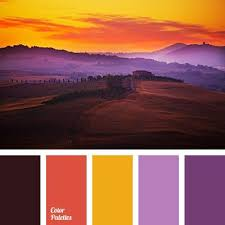 Warm Colors Best 25 Purple Color Schemes Ideas On Pinterest Purple Palette