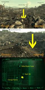 Fallout 3 Map by Image Random Encounter Site Vault 108 S Jpg Fallout Wiki