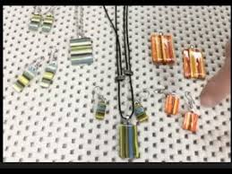 How To Make Fused Glass Jewelry - how to make fused glass jewelry video earrings necklaces bracelets