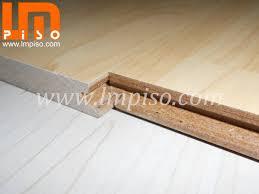 popular production 8mm 11mm 12mm waxing edges waterproof laminate