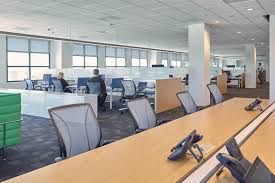 cisco offices showcase future of work the network cisco building 10 open floorplan