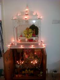 how to decorate a temple at home ideas to decorate home temple small mandir for home google search
