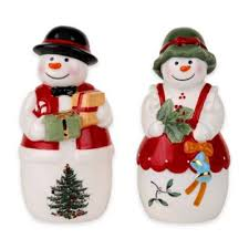 Lenox Christmas Ornaments Bed Bath And Beyond by Buy Holiday Salt And Pepper Shakers From Bed Bath U0026 Beyond