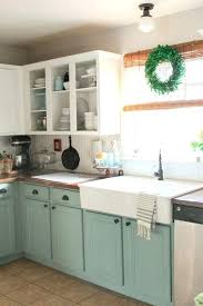 duck egg blue for kitchen cupboards blue shabby chic kitchen cabinets simplythinkshabby