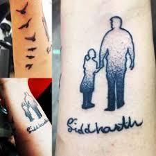 bharathiar tattoo on hand signature tattoos pinterest