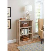 1 Shelf Bookcase Better Homes And Gardens Crossmill Collection 3 Shelf Bookcase