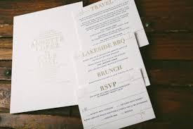 carlton invitations modern wedding invitations for atlanta lakeside venue figura