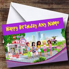 lego batman u0026 friends personalised birthday card the card zoo
