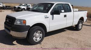 Ford F150 Truck 2005 - 2005 ford f150 xl supercab pickup truck item i8416 sold