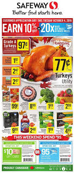 safeway flyer september 30 october 6 2016