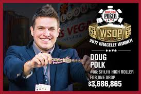 2017 world series of poker final table doug polk wins 2017 world series of poker 111 111 one drop high