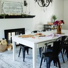 our fixer upper dining room edition cotton cashmere i couldn t be happier with this dining room table and love that i was able to visit my local wolf s showroom in lancaster pa to browse all their beautiful