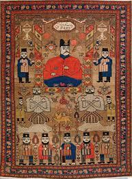 Bidjar Persian Rugs by Pictorial Persian Carpets