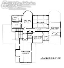 5 beds edg plan collection