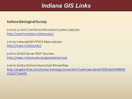kentucky geologic map information service indiana gis links indiana geological survey link to current coal