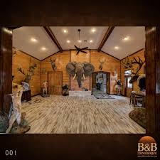 Game Rooms Taxidermy Trophy Room Flatonia Texas