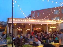 Outdoor Cafe Lighting by The Great Outdoors Now With Food Top Chicago Picks Apartments Com