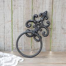shabby chic dish ring holder images Best decorative towel ring products on wanelo jpg