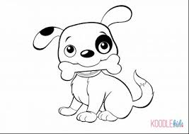 coloring pages dazzling puppy coloring games 037 pages