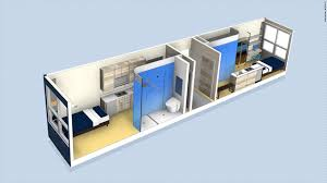 Micro Apartments Floor Plans Stackable Micro Apartments For The Homeless Video Technology